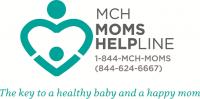 MCH Moms Helpline Logo