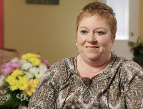 Sherry's Story: Triple Negative Breast Cancer