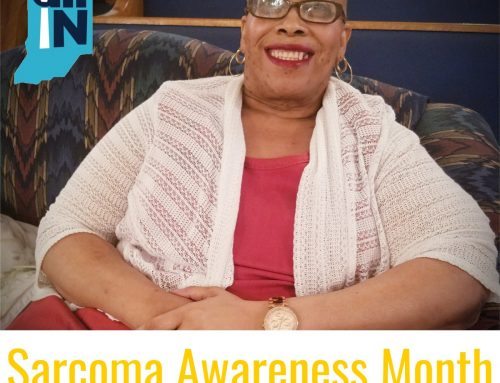 Sarcoma awareness: Zerlin's Story