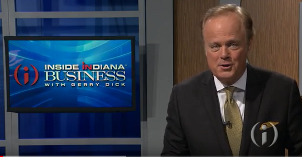 Gerry Dick on Inside INdiana Business